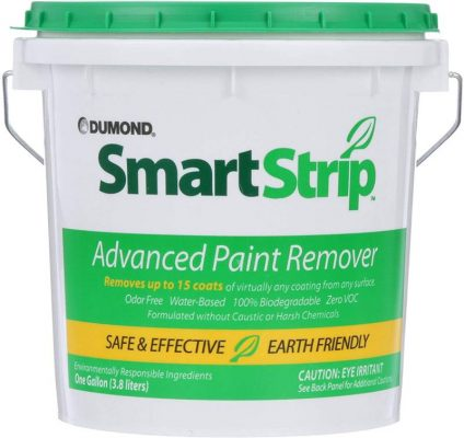 Dumond chemicals smart strip paint remover