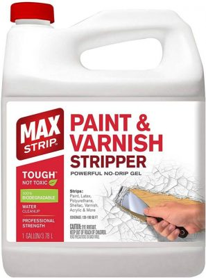 max strip paint remover for wood
