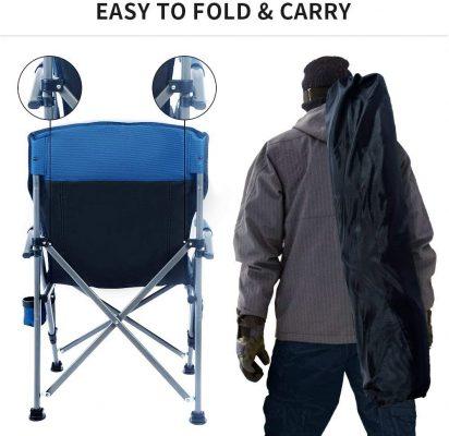 Lamberia Folding Camping Chair 1