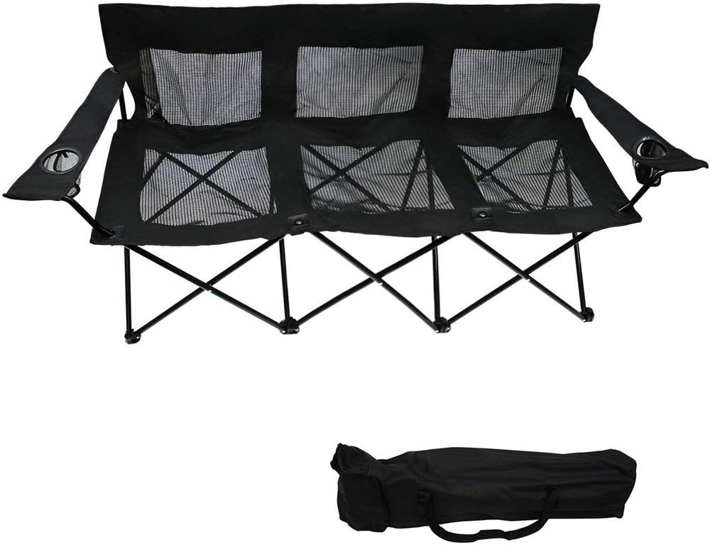 Triple Style Tri Camp Chair